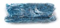 Голубые резиночки Metallic для плетения Rainbow loom