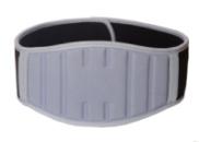 Пояс для важкої атлетики PowerPlay 5425 Сірий (Неопрен) S
