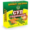 Ласочка суп гороховый 200 гр