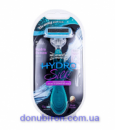 Станок для бритья Wilkinson Hydro Silk Beauty Edition + 1 сменное лезвие