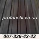 Профнастил темно-коричневый Винница