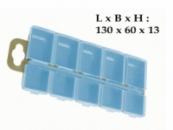 Коробка AQUATECH 2310 с ячейками