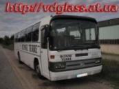 Лобовое стекло для автобусов Mercedes O 303 II низкий в Никополе