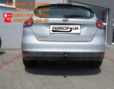Тягово-сцепное устройство (фаркоп) Ford Focus III (hatchback) (2011-2018)