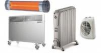 Обогреватели, конвекторы и тепловентиляторы