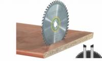 Пильный диск с тонким зубом W 48 Festool