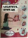 Детский стульчик для кормления для Беби Борн Baby Born 5 в 1 качели, переноска, стульчик арт 86683