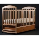 Детская кроватка «Наталка» с ящиком