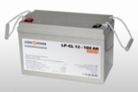 LogicPower LP-GL100Ah аккумулятор гелевый «Тепло-электро»