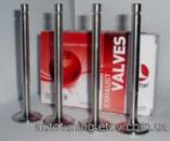 T-образные облегченные клапана (выпуск, комплект 4 шт.) AMP ВАЗ 2101-2107, 2121, 21213