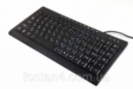 Клавиатура проводная мини mini 88-key 300*155 мм.