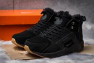 Зимние ботинки в стиле Nike Acronym, черные (30375),  [  41 42 43 44  ]
