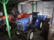 Японский мини-трактор Iseki Tx1410
