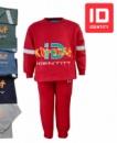 Костюм спортивный детский, цвета в ассортименте, с эластичными манжетами, бренд «ID (Identity)» (Дания)