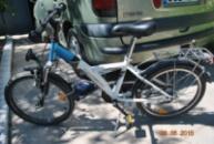 Підліткові б/у велосипеди