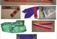 Изготовление корпоративных шарфов в Донецке, бандан, косынок и галстуков