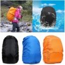 Водо/пылезащищающая накидка на рюкзак цвет камуфляж