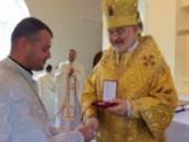 Нагороди для капеланів, священнослужителів та мирян