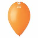 Шары воздушные Gemar пастель оранжевый 10'' 26 см
