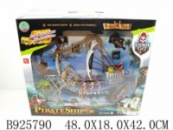 Игровой набор «Пиратский корабль» 50898C