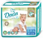 Подгузники Dada extra soft 5 JUNIOR 15-25 кг. 39шт.