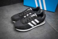 Кроссовки мужские Adidas, черные (11483),  [  42 43  ]