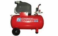Компрессор поршневой Vрес=50л COSMOS 5020 V230/50 CE ROSSO