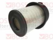 Фильтр воздушный MERCEDES-BENZ ACTROS BOSS FILTERS BS01034,0040940204