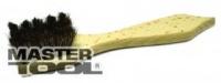 Щетка для обуви с ручкой 170 мм деревянная Господар 14-6379