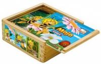 Кубики «Пчела Майя»-2, BINO