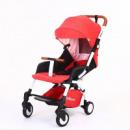 Детская коляска YOYA Care Красный с белой рамой (20181116V-585)