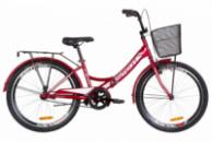 Складной велосипед Formula SMART 24 с корзиной 2019