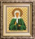 Набор для вышивки бисером Икона святая блаженая Матрона Московская