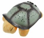 Ночник «музыкальная черепаха» проектор звездного неба (персиковый)
