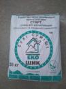 Штукатурка машинного и ручного нанесения Еко Шик старт 30 кг