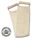 Мочалка для бани, мелкая вязка (кокос) №2