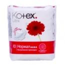 Прокладки Kotex Ultra Dry Normal 4 капли (10шт)