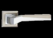 Ручка дверная LINDE Z-1319 SN/CP *NEO*