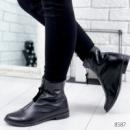 Ботинки женские Safira черные
