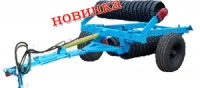 НОВИНКА    Каток зубчато-кольчатый гидрофицированный КЗК-6П-02