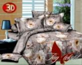 1,5 спальный комплект постельного белья АГАТА, ранфорс