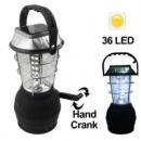 Динамо-фонарь с 36 LED светодиодами LS-360