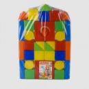 Кубики большие Замок 36 дет.