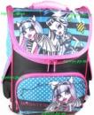 Рюкзак каркасный ортопедический школьный для девочки Monster High, Girl
