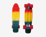 Скейт Profi Penny Board MS 0746 Multicolor (20181116V-771)
