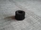 Шкив зубчатый малый СТИН Энтузиаст пластиковый   к бетоносмесителям моделей Энтузиаст Б-130, Б-150, Б-165
