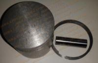 Поршень кольца палец мотоблоку косилке MF 70, 66.93 мм, ремонт «номинал»