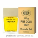 Christopher Dark Fine Gold 999,9