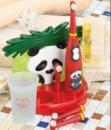 Детская зубная щетка Curamed Германия на батарейках на подставке