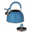 Чайник A-PLUS со свистком 2.0 л (1340) Голубой